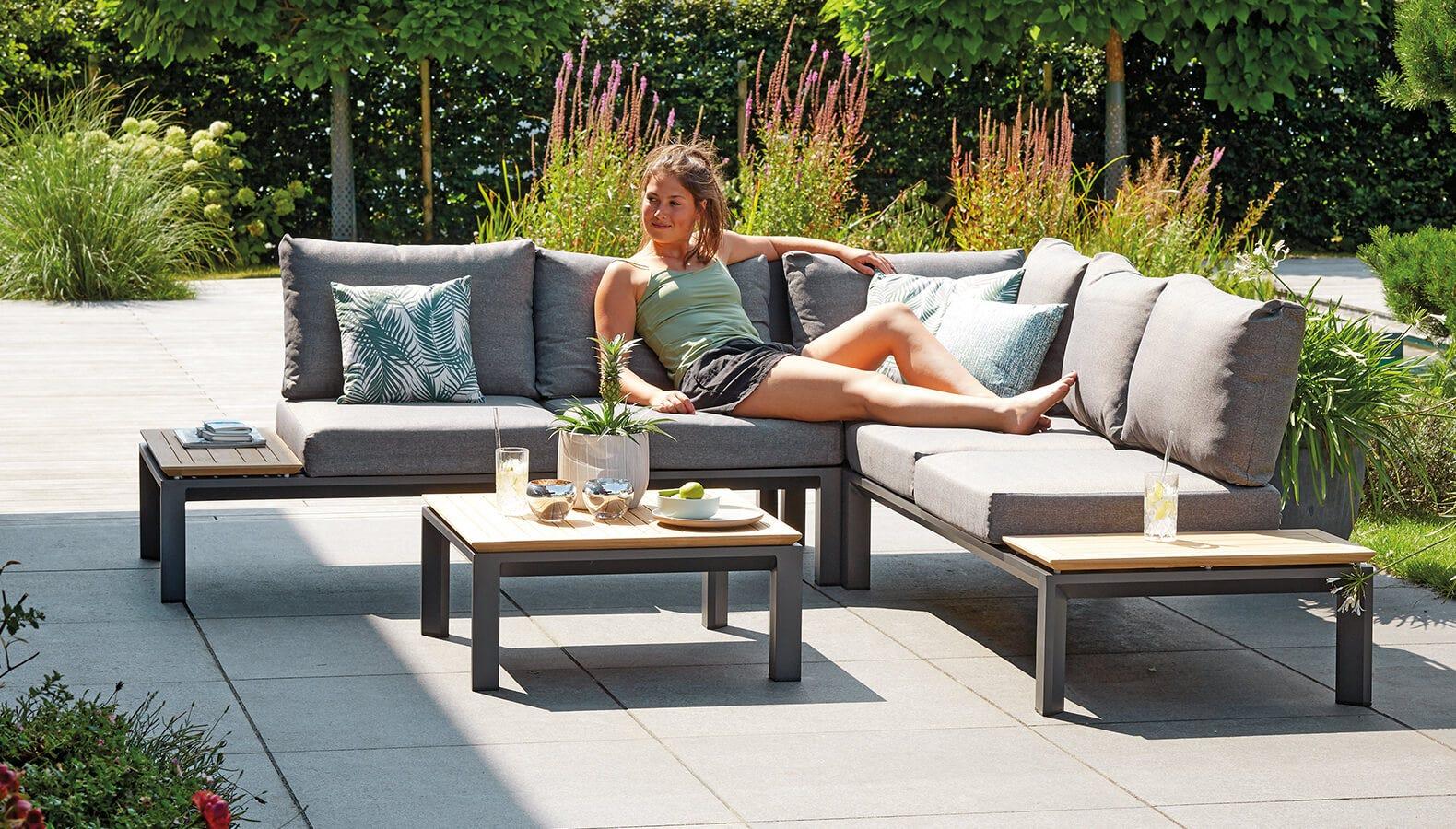 Loungemobel Fur Den Garten Einfach Online Bestellen Kika At
